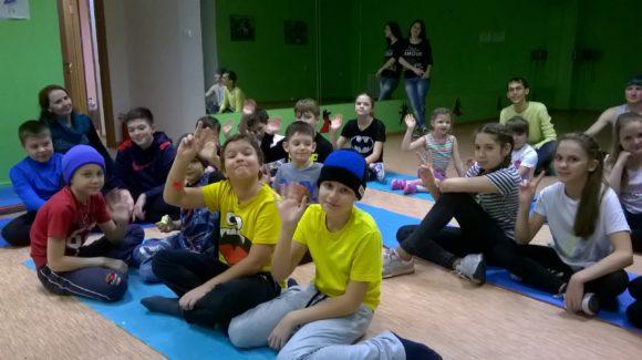Общее дело в Центре йоги и танцев «Govinda» города Тюмени