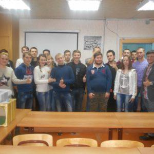 Общее дело в Милютинского филиала Морозовского Агропромышленного техникума Ростовской области