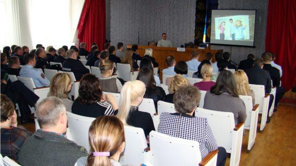 Общее дело в гостях у сотрудников Аппарата управления вневедомственной охраны Ставрополя