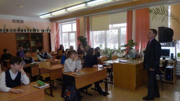 Общее дело в школе №102 г. Железногорска Красноярского края