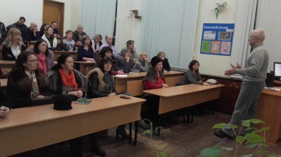 Общее дело на встрече с родителями учащихся Псковского технического лицея