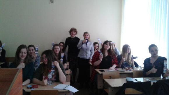 Общее дело в Воронежском филиале Российской академии наук, хозяйства и государственной службы