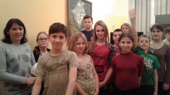 Общее дело в Псковском детском доме