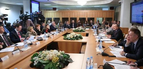 Общее дело на заседании круглого стола в Государственной Думе России