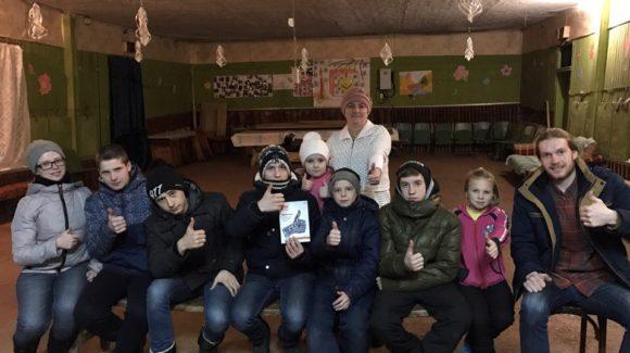 Общее дело в гостях у молодых жителей села Осинки Воротынского района Нижегородской области
