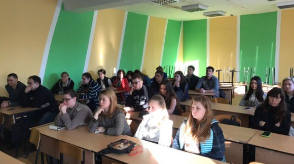 Общее дело в Нижегородском государственном инженерно-экономическом университете