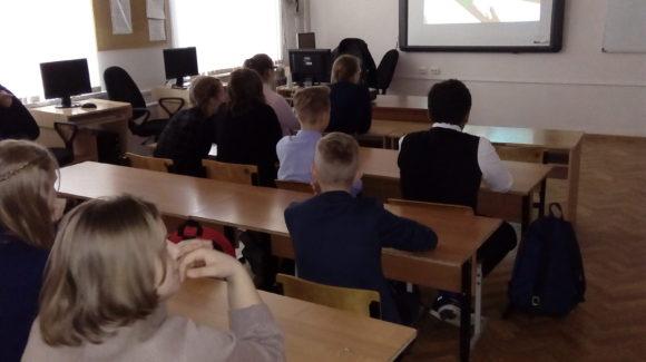 Общее дело в гимназии Новоскул Великого Новгорода