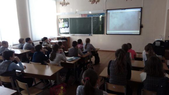 Общее дело в школе №9 Великого Новгорода