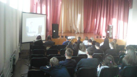 Общее дело в Красноярском колледже отраслевых технологий и предпринимательства
