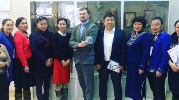 Презентация проекта «Здоровая Россия — Общее дело» в республике Тыва