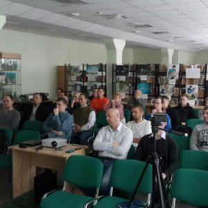 Презентация фильма «Утерянная добродетель» для волонтеров города Череповца