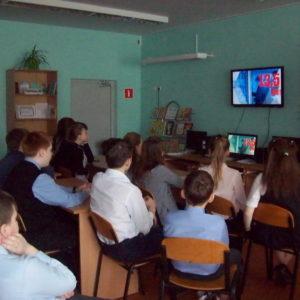 Общее дело в школе №8 города Кинешмы