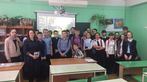 Общее дело в школе №144 города Красноярска