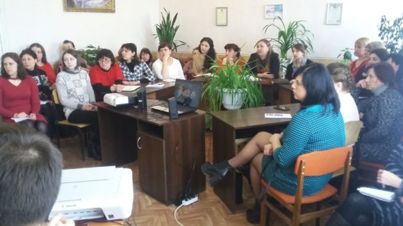 Презентация проекта «Здоровая Россия – Общее дело» для педагогов Луганска