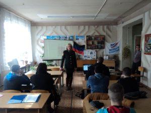 Общее дело в Донецком колледже строительства и архитектуры