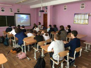 Общее дело в школе №2 города Нягань