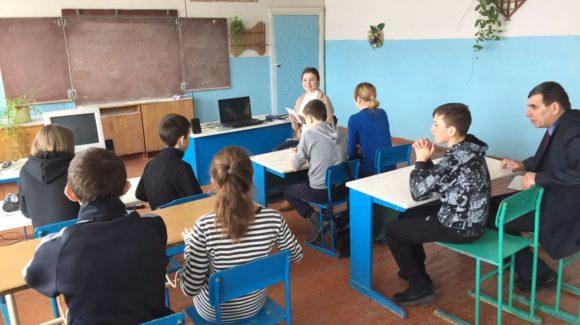 Общее дело в Основной школе с. Аллагулово Ульяновской области