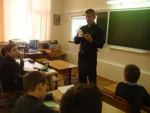 Общее дело в школе №1811 города Москвы
