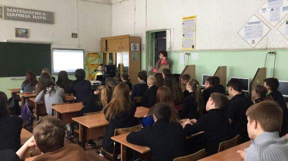 Общее дело в средней школе №2 р.п. Мулловка Ульяновской области