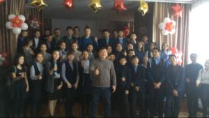 Общее дело в школе №4 г. Кызыла