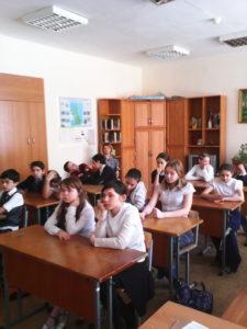 Общее дело в школе-интернате №82 г. Новокузнецка