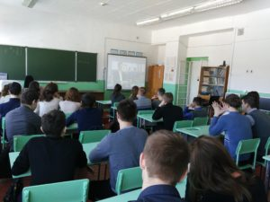 Общее дело в Средняя школа Рязаново Ульяновской области