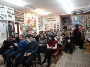 Общее дело в гостях у учащихся Средней школы №1 Луганской НР