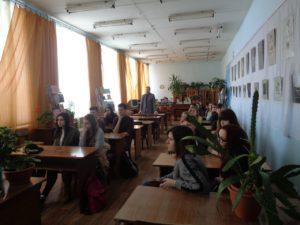 Общее дело в гостях у учащихся Красносельского района Костромской области