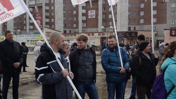 Общее дело на акции в память о жертвах теракта в Санкт-Петербурге