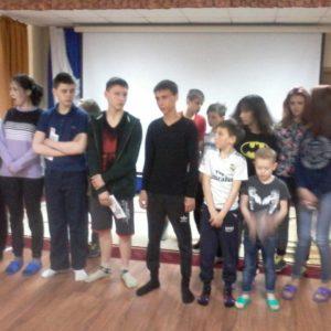 Общее дело в Центре помощи детям, оставшимся без попечения родителей города Нягани