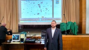 Общее дело в Донецком Техникуме промышленной автоматики