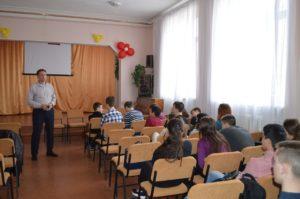 Общее дело в Харцызской школе № 2 Донецкой Народной Республики