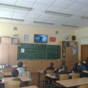 Реализация проектов ОО «Общее дело» в Луганской специализированной школе І-ІІІ ступеней №1