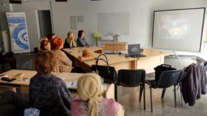 Презентация фильма «Утерянная добродетель» в Донецке