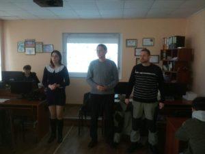 Общее дело в Харцызском профессиональном лицее Донецкой республики
