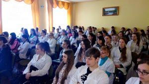 Общее дело в Донецком медицинском колледже