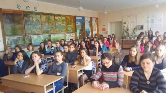 Реализация проектов ОО «Общее дело» в школах городя Брянска