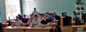 Общее дело в школе №88 города Ростов-на-Дону