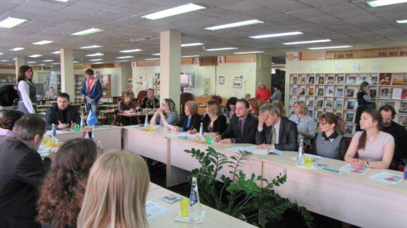 Общее дело на трезвенническом совете города Димитровграда Ульяновской области