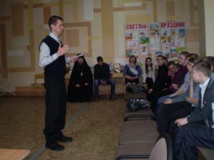 Общее дело в Верхнеландеховской средней школе Ивановской области