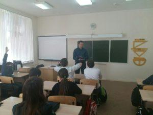 Общее дело в школе №73 города Ростова-на-Дону