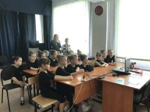 Общее дело в Детской школе искусств №5 города Топки Кемеровской области