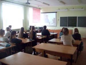 Общее дело в школе № 19 города Кинешмы