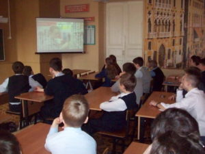 Общее дело в гимназии им. Островского города Кинешмы