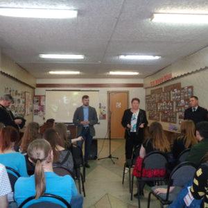 Презентация фильма Утерянная добродетель в Красносельском районе Костромской области