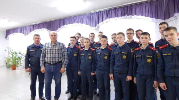 Общее дело в Кадетском корпусе г. Железногорска Красноярского края