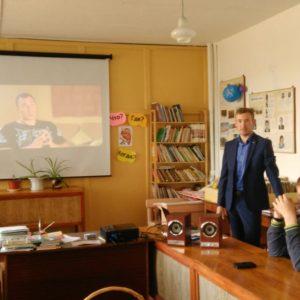 Общее дело в Жигаловской средней школе №1 им. Г.Г. Малкова п. Жигалово Иркутской области
