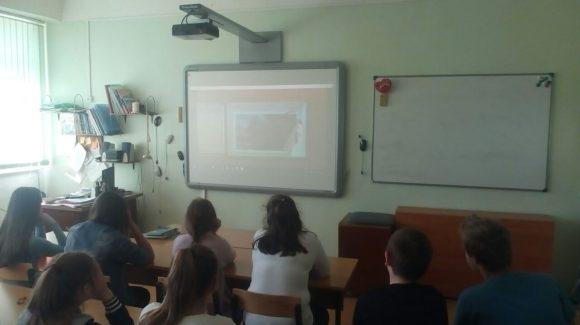 Общее дело в школе №41 города Калуги