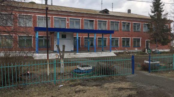 Общее дело в школе поселка Усть-Соснова Кемеровской области