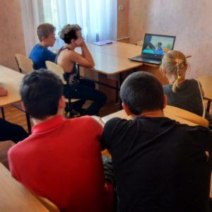 Общее дело в Донецком социальном центре